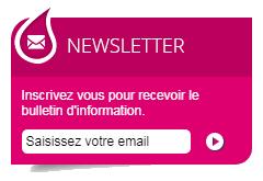 Inscription lettre d'information électronique OREMA PACA