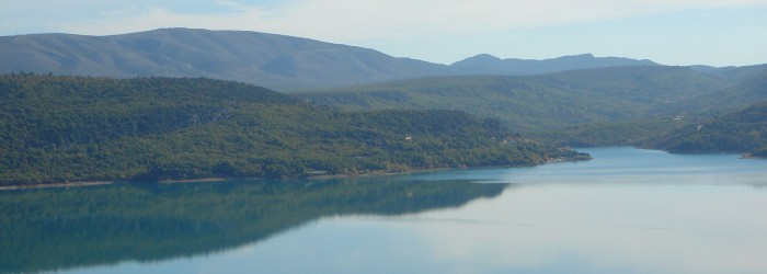 Lac de Sainte Croix ©ARPE PACA