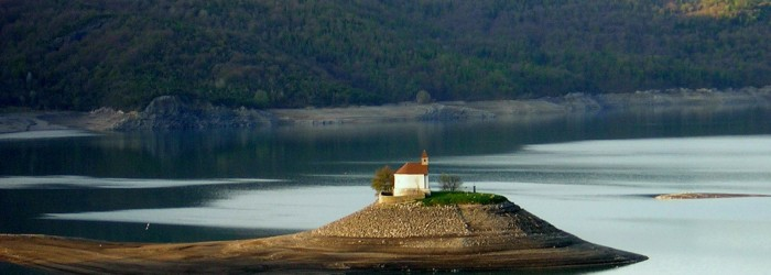 Lac de Serre Ponçon ©ARPE PACA