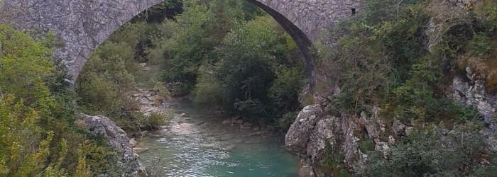 Pont sur l'Artuby - Copyright : ARPE PACA