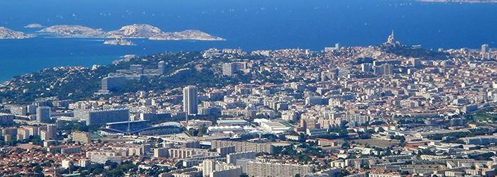 Marseille et les îles du Frioul, BdR - Copyright : ARPE PACA