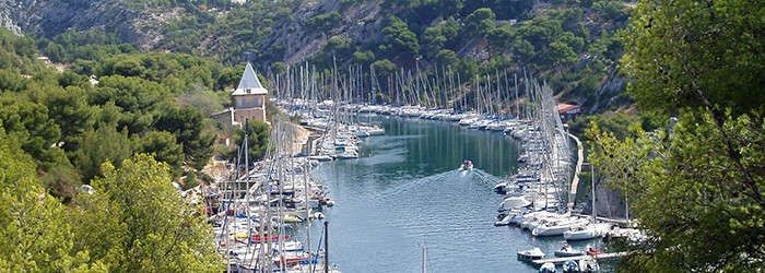Calanque de Port-Miou, Cassis (13) - Copyright : ARPE PACA