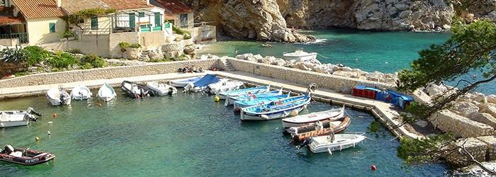Petit port de la calanque de Sormiou (13) - Copyright : ARPE PACA