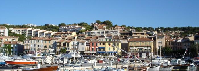 Le port de Cassis - Copyright : ARPE PACA