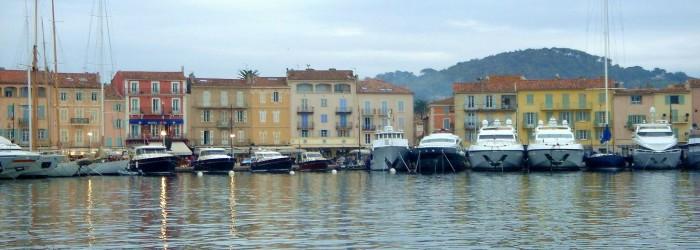 Port de Saint-Tropez, dans le Var - Copyright : ARPE PACA