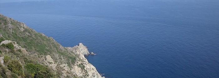 Vue depuis le Cap Sicié (83) - Copyright : D. GATANIOU/ARPE PACA
