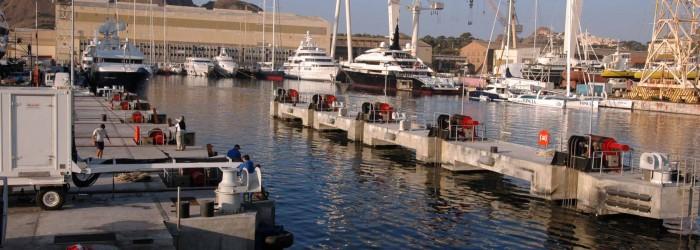 Port de la Ciotat, BdR - Copyright : GARUFI/Région PACA