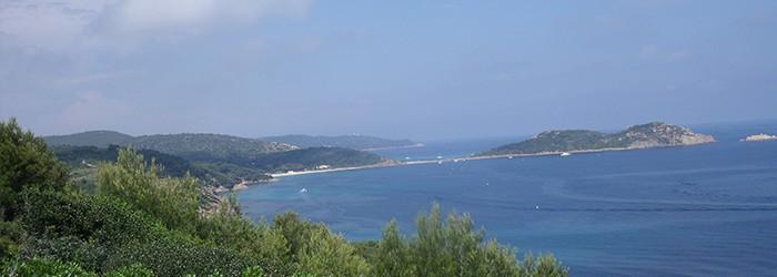 Vue sur le Cap Taillat, depuis Lardier - Copyright : D. GATANIOU/ARPE