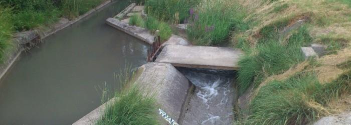 Canaux d'irrigation F. RAYMONDIE/Agence de l'Eau RMC