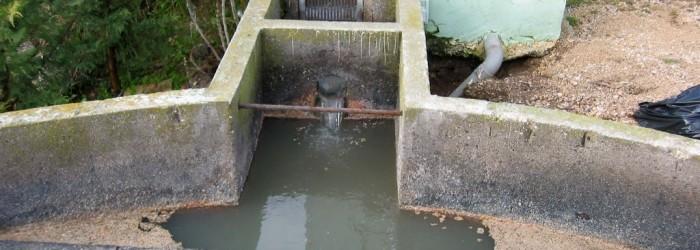 Pré-traitement des eaux usées domestiques - Copyright : ARPE PACA