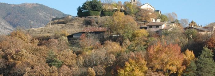 Village de Saint-Jurs, 06 Novembre 2007 - Copyright : GARUFI/Région PACA
